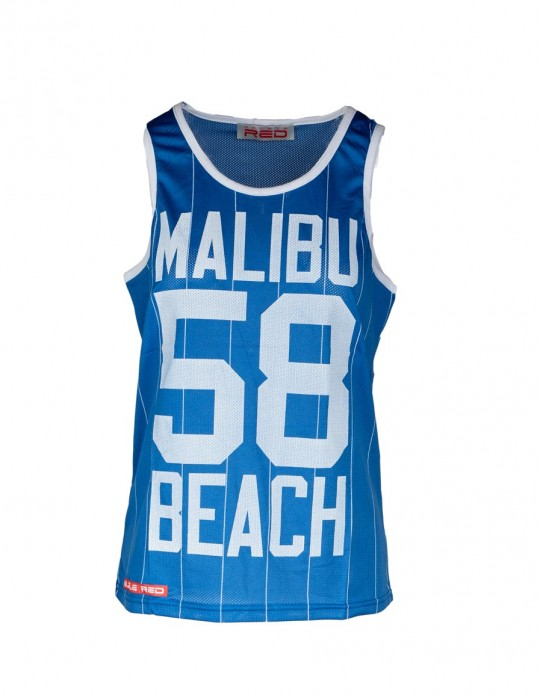 Womens Top Malibu 58 Blue
