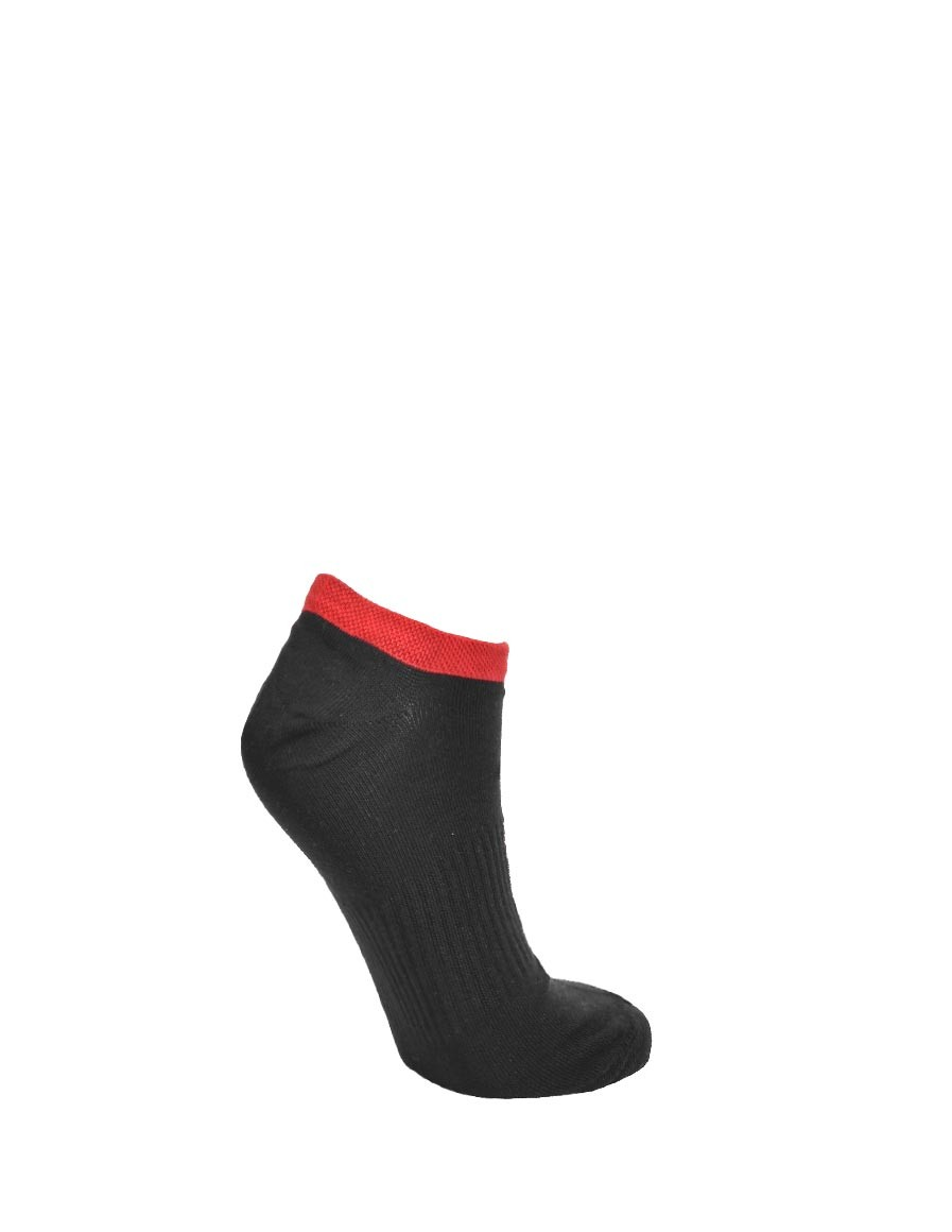 PIRAT Low Cut Socks EDITION Black