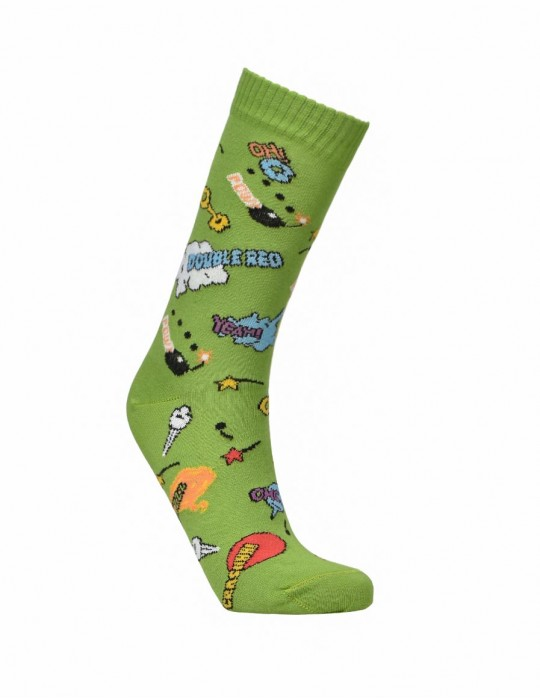DOUBLE FUN SOCKS DNA
